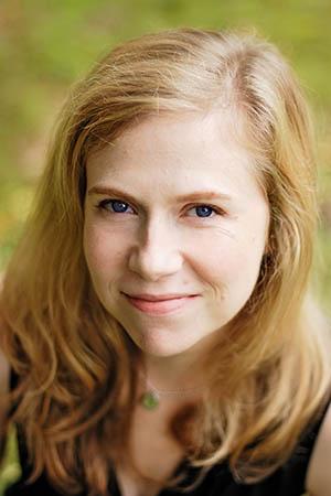 Author Margaret Lazarus Dean, summer writing workshop faculty