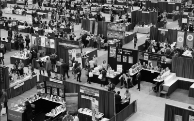 Staying Home from AWP? Us too. (Or, Conflicting Emotions Around AWP)