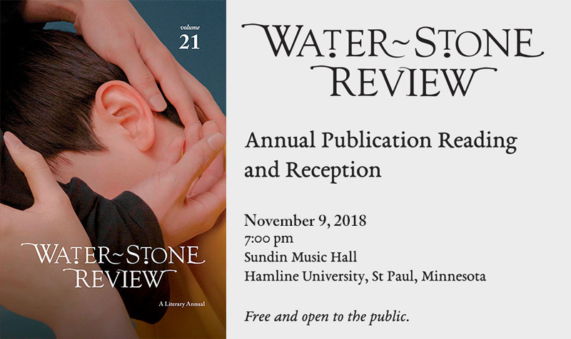 Give to Water~Stone Review today!